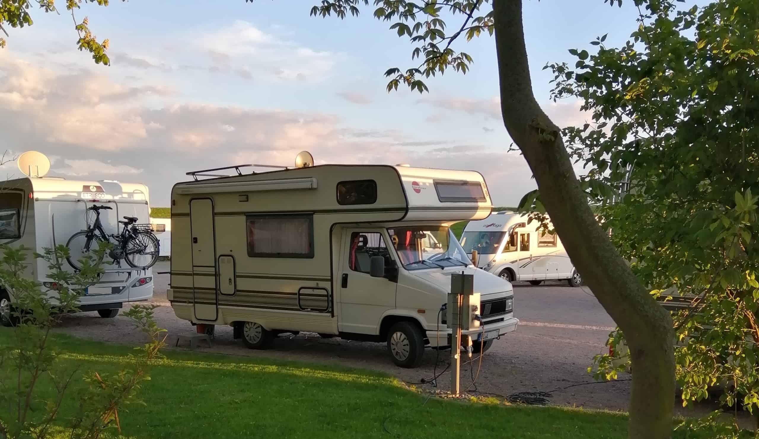WLAN im Urlaub auf dem Campingplatz