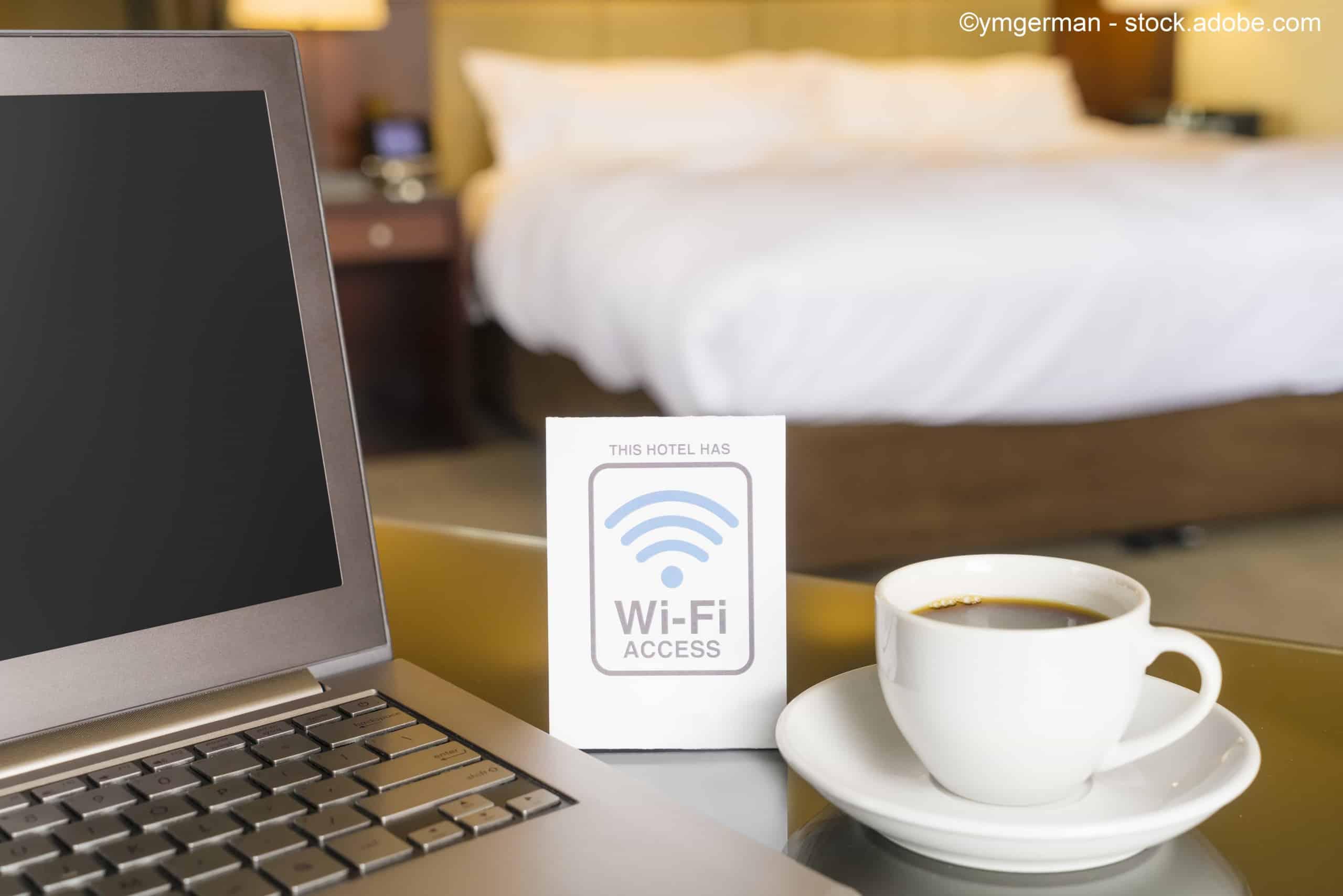 wlan hotspot hotel