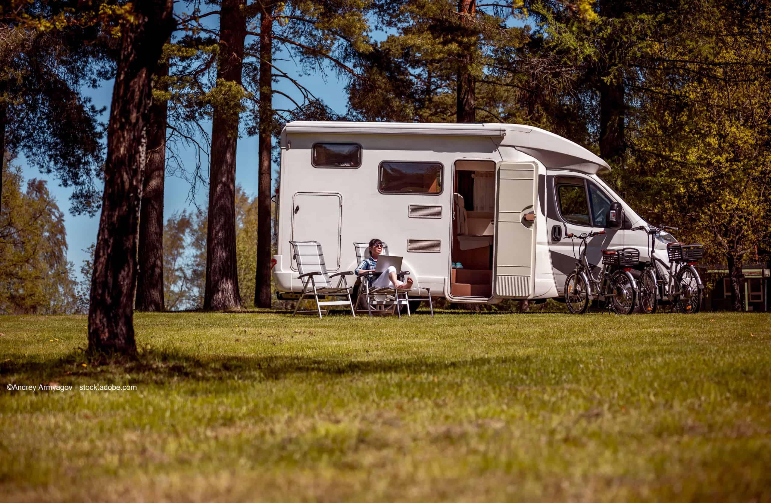 wlan hotspot camping