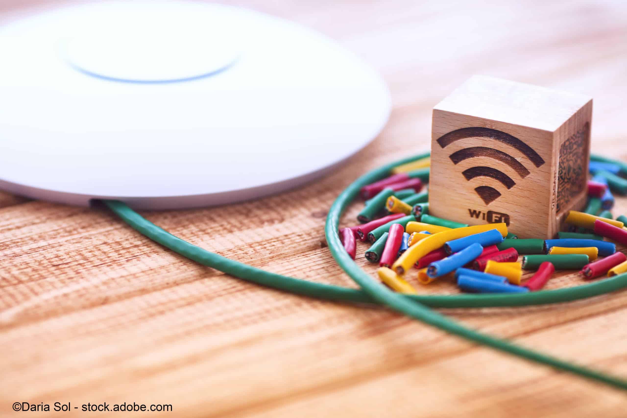 wlan hotspot netzwerkkabel lan internet
